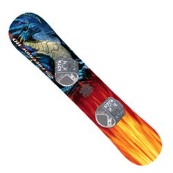 Bigfoot 1069 110Cm Freeride 110 Entry Level Board by Emsco
