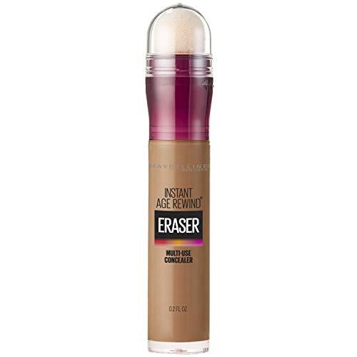 Maybelline New York Instant Age Rewind Eraser Dark Circles Treatment Concealer Makeup, Golden, 0.2 fl. oz. (Best Mac Red Lipstick For Pale Skin)