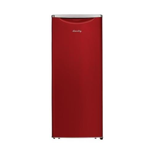 Price comparison product image Danby DAR110A2LDB 11.0 cu.ft. Contemporary Classic All Refrigerator,  Red