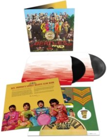 The Beatles' 50th Anniversary of Sgt Pepper's Lonely Hearts Club Band (2LP Vinyl-set) - European Edition (Sgt Peppers Lonely Hearts Club Band Vinyl)
