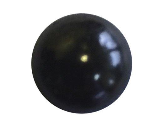 B.C. Upholstery Decorative Nails - CS No. 7160-BL 1/2 - Black Lacquer Glossy - 7/16