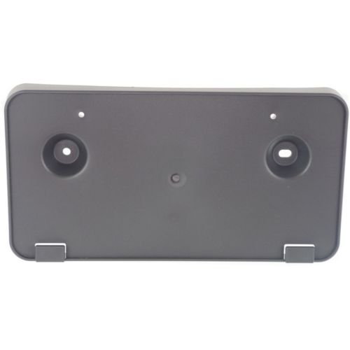 Make Auto Parts Manufacturing - FRONT LICENSE PLATE BRACKET; PLASTIC - FO1068154