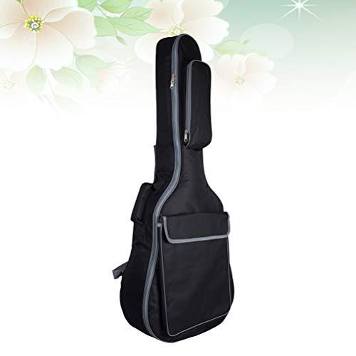 Healifty-41-Inch-Dual-Adjustable-Shoulder-Strap-Acoustic-Guitar-Gig-Bag-Waterproof-Soft-Case-Cover