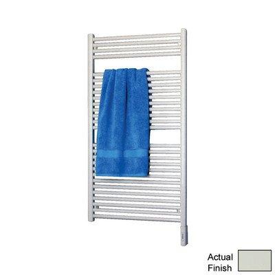 Runtal RTR-2924-9002 Radia Hydronic Towel Radiator 29-in H x 24-in W Gray - 9002 Hydronic Radiator Towel
