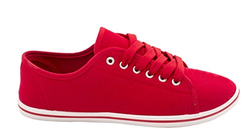 Donna Pantofole Donna Pantofole rosso Rosso Elara Elara Rosso 8zdwdqEB