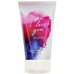 Bath & Body Works PS I LOVE YOU Triple Moisture Shower Cream (Ps Love And I You Body Bath)