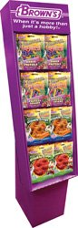 F.m. Browns - Pet 118572 Tropical Carnival Small Animal Gourmet Treats, 32 Piece