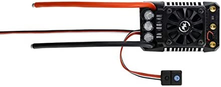 Hobbywing EZRUN 200A Waterproof Brushless ESC 1:5 RC Car On Road #EZRUN MAX5-V3