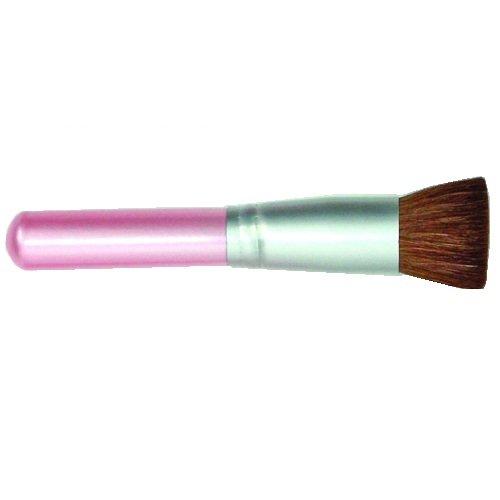 Crown Brush Flat Bronzer Brush, Perfectly Pink