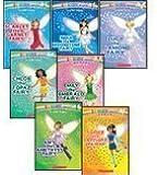 The Jewel Fairies Complete Set, Books 1-7: India the Moonstone Fairy, Scarlett the Garnet Fairy, Emi