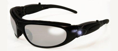 Highbeam LED Lighted Safety Glasses - EVA Foam Padded - ANSI Z87.1+ - Safety For Lights Led Glasses