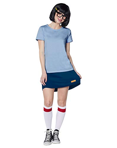 Adult Tina Belcher Bob's Burgers Costume | Officially Licensed