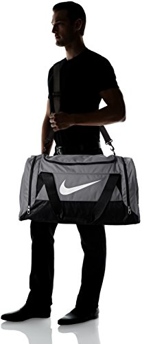 836baca9f Nike Unisex Brasilia 6 Duffel Bag: Amazon.co.uk: Clothing