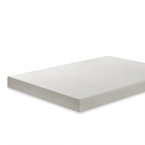Zinus Memory Foam 6 Inch Green Tea Mattress  Twin