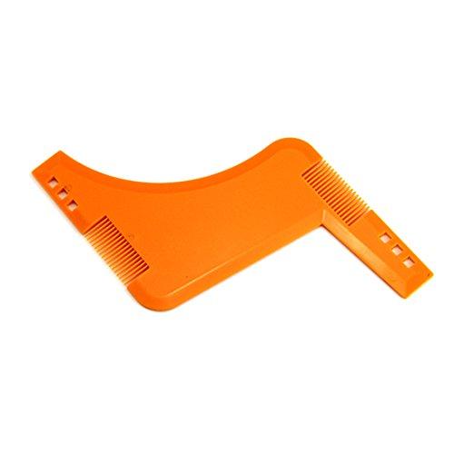orange beard dye - 4