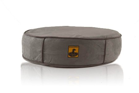 K9 Ballistics Round Orthopedic Microfiber Dog Bed with Waterproof Liner