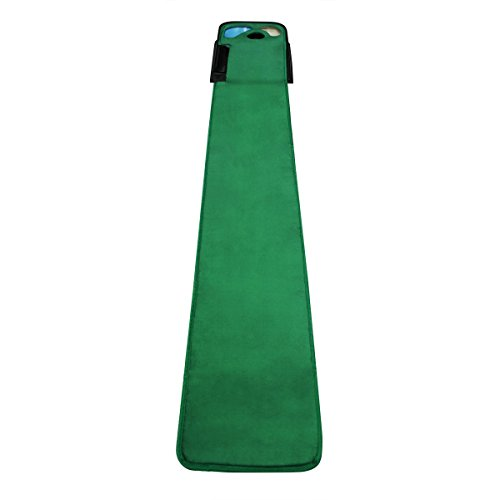 Orlimar Men's 2015 Golf Putting Mat, Green