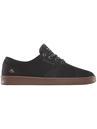 2014 newest sale online Emerica Men's 6100000000000 skateboarding shoes grey/gum free shipping best seller 9jJF6otgZX