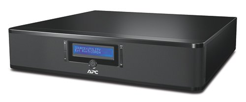 APC J25B 8-Outlet J-Type Power Conditioner with Battery Backup