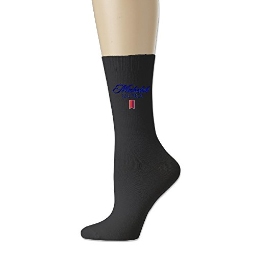 unisex-cool-michelob-beer-graphic-cotton-crew-sock