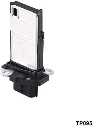カーアクセサリーカーエアクオリティセンサーカーセンサー22680-7S000エアフローメーターカーモディフィケーションアクセサリー-シルバー&ブラック