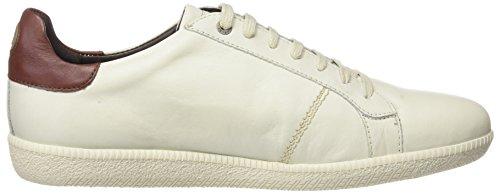 Martinelli Herren Spike Derby-Schuhe Weiß (creme)