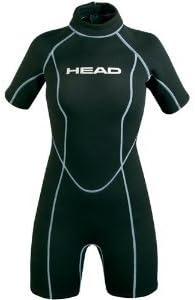 HEAD Wave Women's 2.5mm Shorty, Black