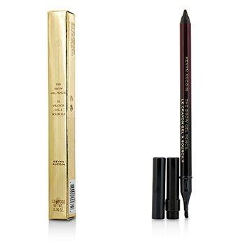 (Kevyn Aucoin The Brow Gel Pencil Styling - Sheer Warm Blonde 0.04oz (1ml))