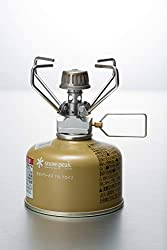 Snow Peak GigaPower Stove Manual, GS-100R-US, Lightweight, Compact for Camping and Backing, Lifetime Product Guarantee