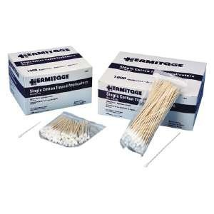"Dukal 9006 Non-Sterile 6"" Cotton Tipped Applicators 10 Bags (DKL9006)"