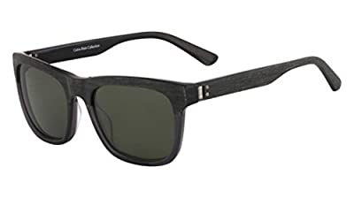 Calvin Klein Collection CK7961S-014 Black Wood CK7961S Sunglasses