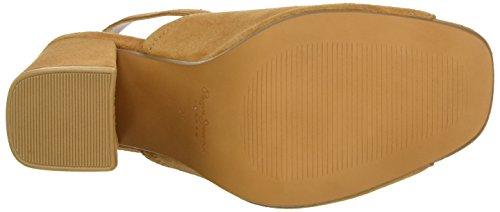 Pepe Jeans London Bay CROG, Sandalias Para Mujer Marrón (Nut Brown)