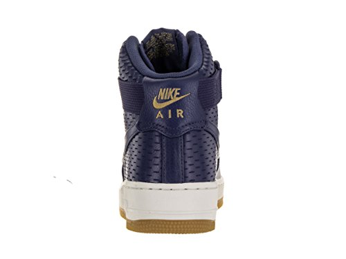 1 Purple Dk Prm Nike Dust Donna Sportive Air Hi Force Purple Dust Scarpe Wmns Dk wvRqtf