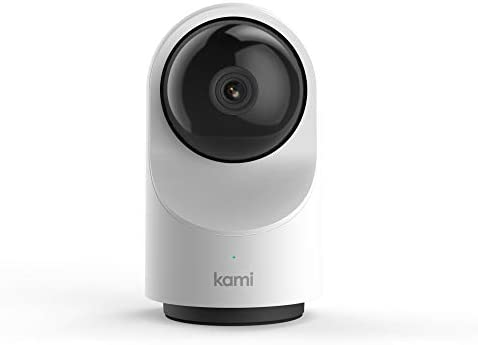 Kami Home Security Camera System 1080P HD Indoor Smart Cam