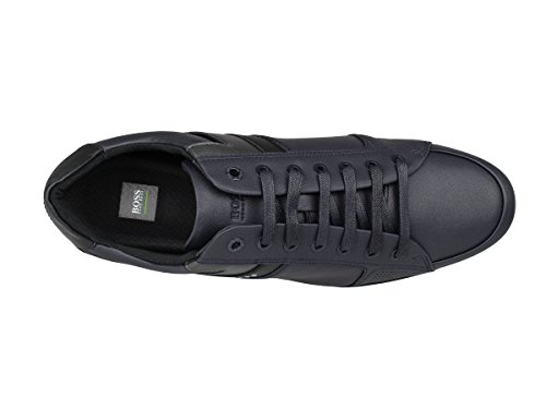 Boss Green Space_lowp_lux Uomo Sneaker Blu Sneakernews De Salida x7QUe