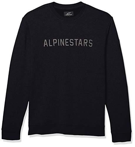 AlpinestarsDistance Black Uomo FleeceFelpa Con Cappuccio eED9Yb2WIH