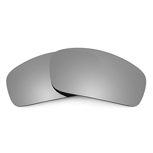 Revant Polarized Replacement Lenses for Oakley Monster Pup Titanium MirrorShield ()