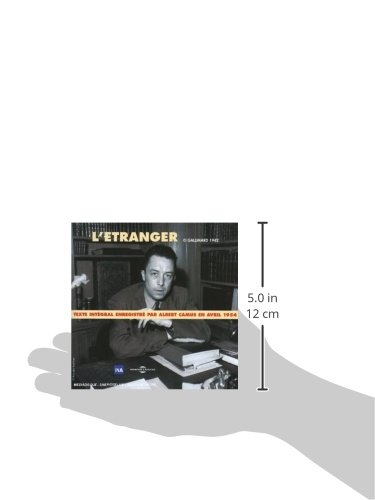 L'Etranger / 3 Audio Compact Discs in French (French Edition) by French & European Pubns