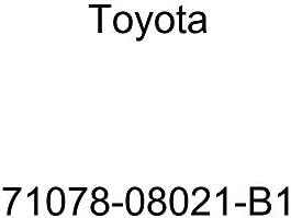 TOYOTA Genuine 71078-08021-B1 Seat Back Cover Sub-Assembly