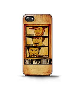bad and the ugly Case For Ipod Touch 4 Cover Back Case Cover