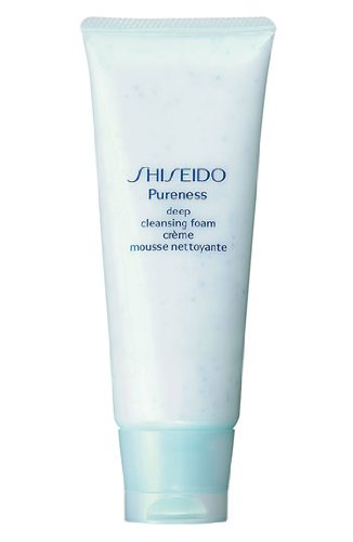 Personal Care - Shiseido - Pureness Deep Cleansing Foam 100ml/3.3oz (Foam Ounce 3.3 Cleansing)
