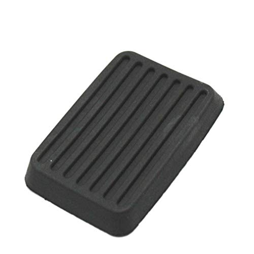 Popular 2x Fit voor Hyundai Accent Getz Elentra Excel Scoupe Brake Clutch Pedal Pad Rubbers durable