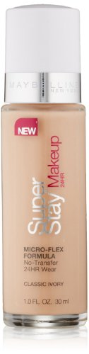 Coverage Foundation - Maybelline SuperStay Foundation - Classic Ivory - 2 Pack