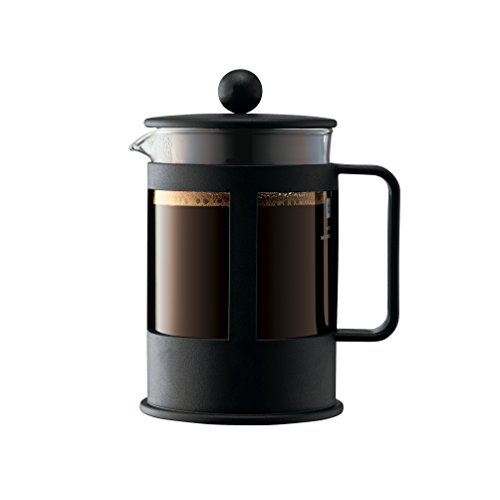 Bodum Kenya 4-Cup French Press Coffee maker, 17-Ounce
