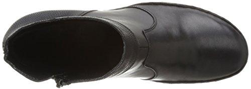 Damen schwarz 1 Stiefel schwarz Rieker 961180 0nx8UBawnq