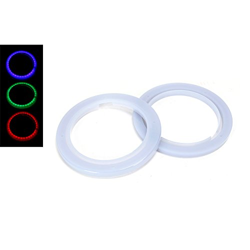 Wet Sounds Led Kit 8 Rgb Led Rings For 8 Quot Coaxial Speakers