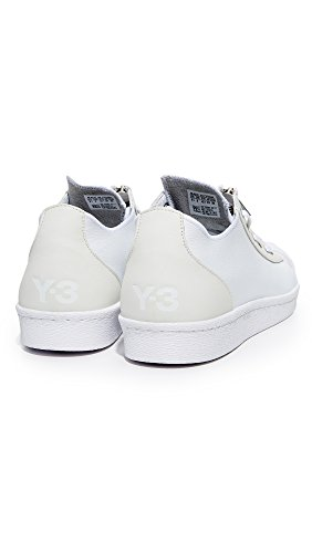 Y-3 Dames Y-3 Super Zip Sneakers Wit