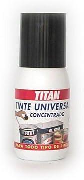 TINTE UNIVERSAL AMARILLO 100 ML: Amazon.es: Bricolaje y ...