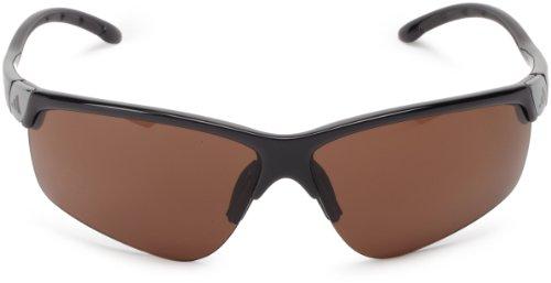 Adivista black Sonnenbrille A164 L Adidas shiny p5Xvxq