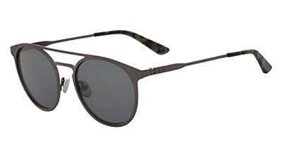 Sunglasses CALVIN KLEIN CK8034S 015 SATIN TITANIUM